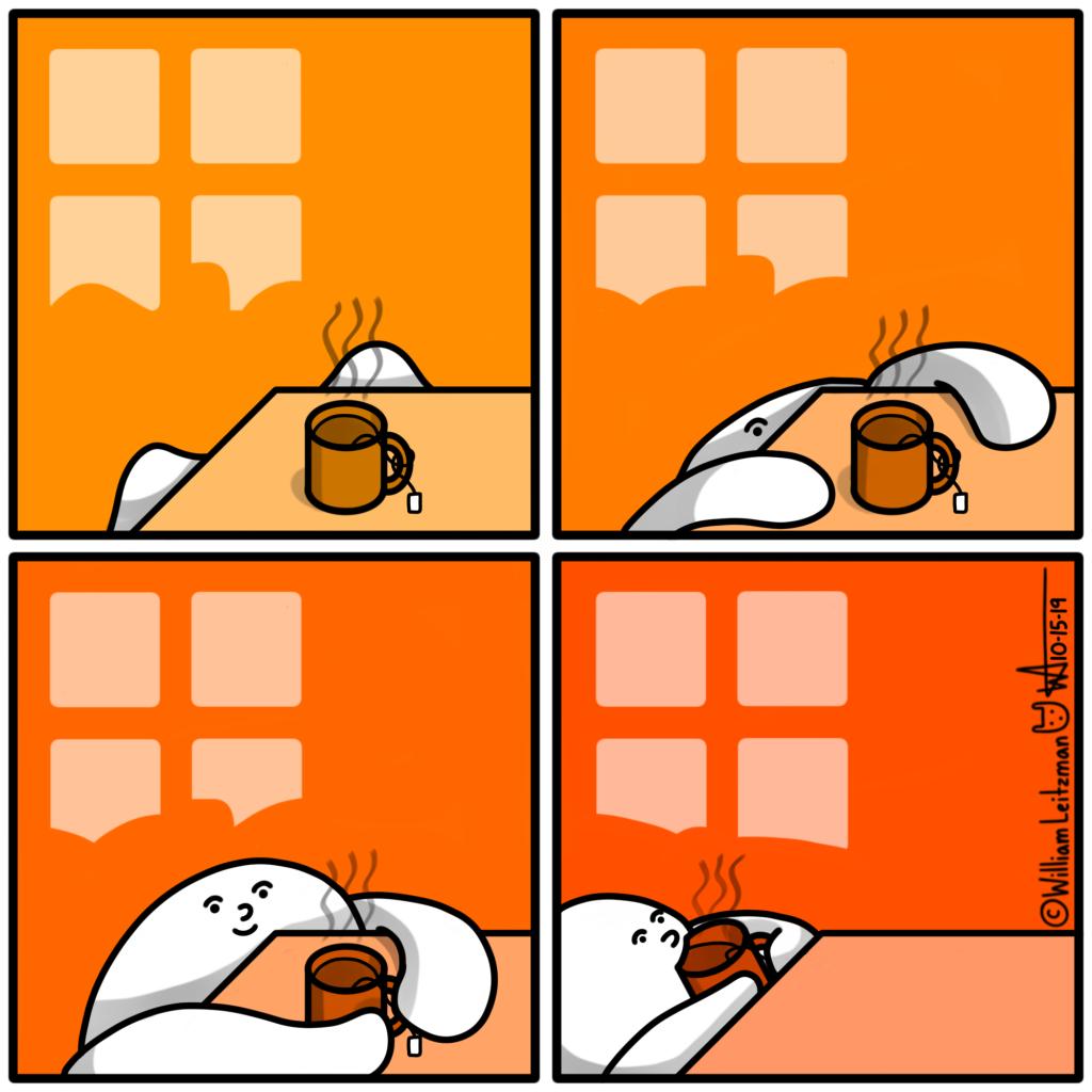 tea thief
