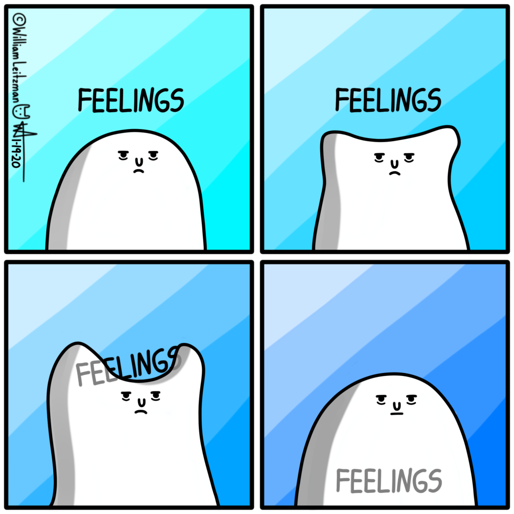 internalize your feelings