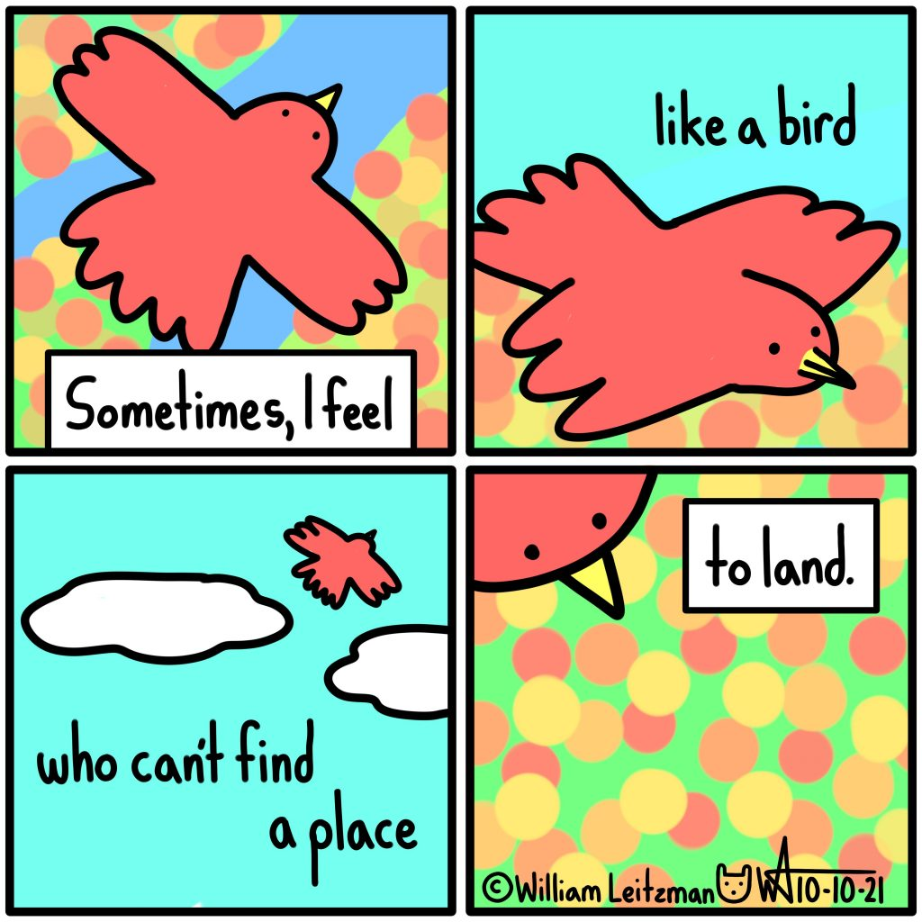 place to land